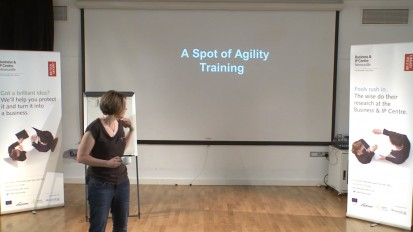 An Intro To Agile Training By Di Gates