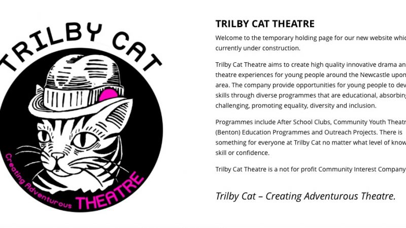 Innovative Theatre Company Website
